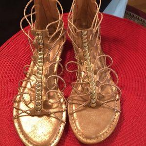 Gladiator sandals 7.5